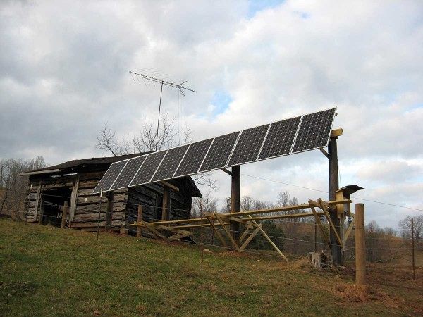 Additional Photos Of Low Cost Adjustable Solar Panel Rack