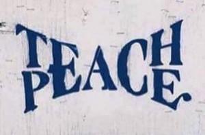 teach-peace