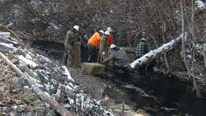 Spills bring more coal related jobs to WV